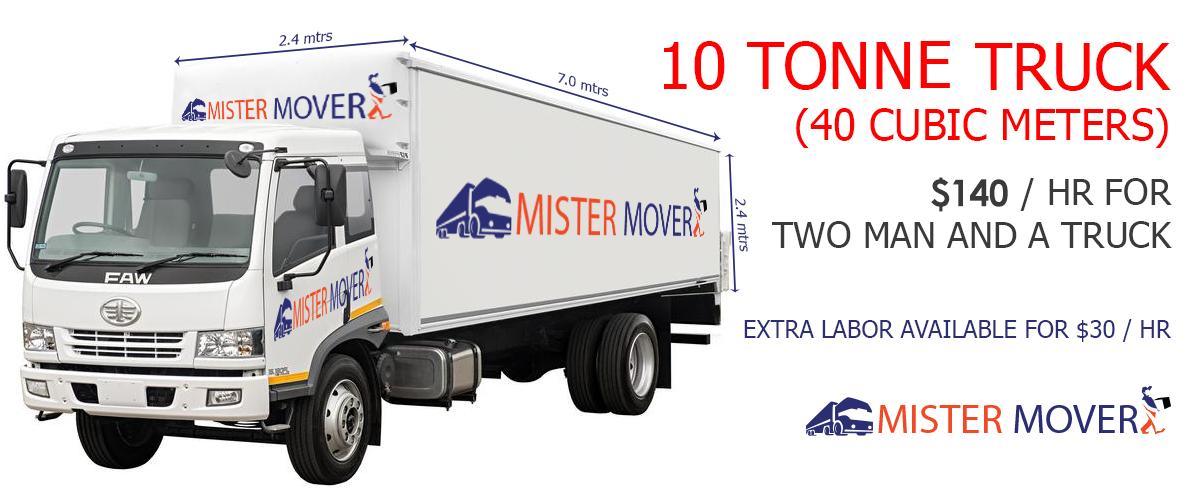 10 Tonne Truck