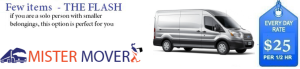 Hire mini truck for moving