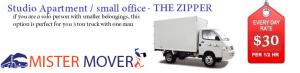 hire 3 ton truck
