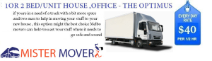 hire truck at melbourne