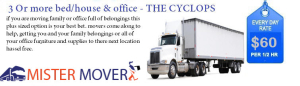 hire truck for furniture moving