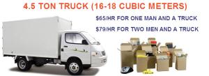 4.5 Ton Truck