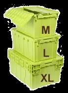 Medium Large XL boxes