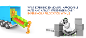 Experience a relocation with us