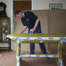 piano and pool table moving