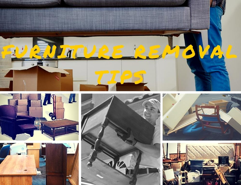 5 Furniture Removal Tips for Easy Moving