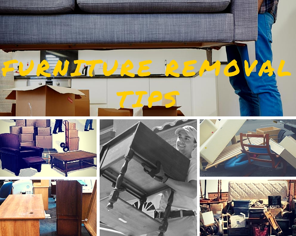 5 furniture removal tips for easy moving mister mover for Furniture removal