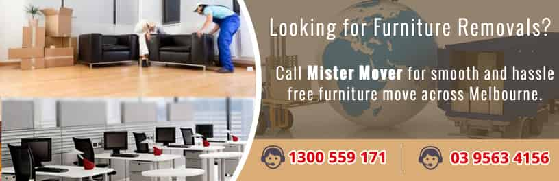 Furniture Removalist Sandhurst South Melbourne