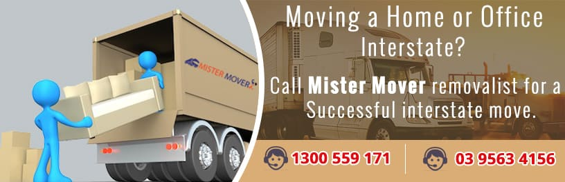 Interstate Removalists Melbourne