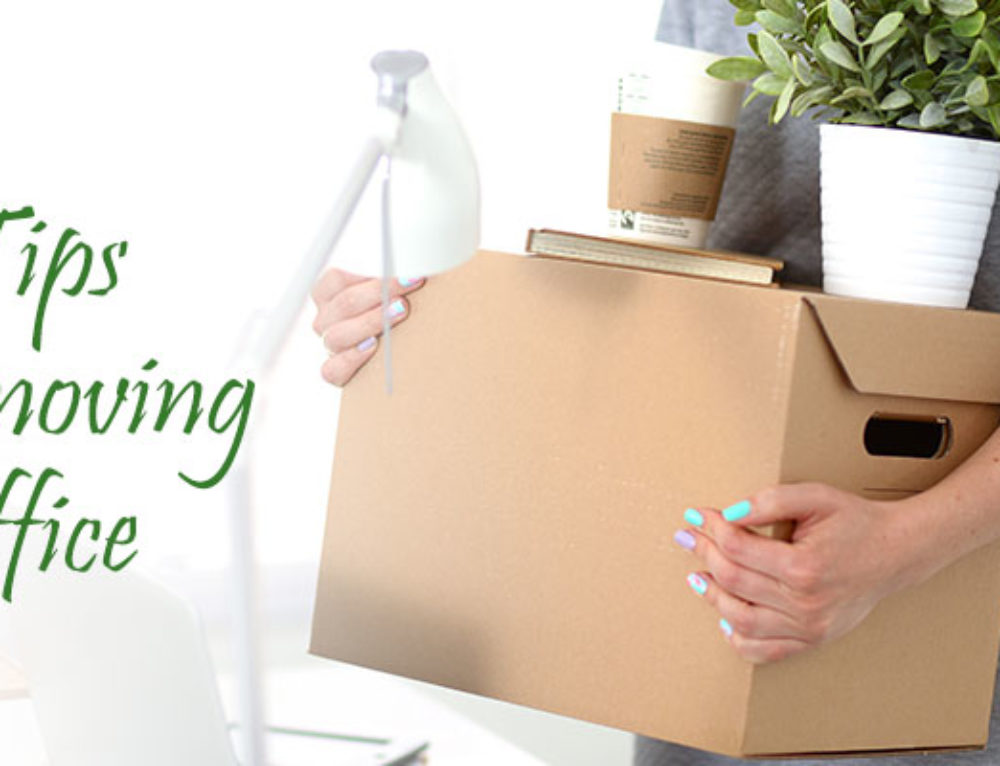 Stress Free Office Moving Tips