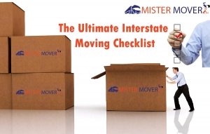 interstate removal checklists