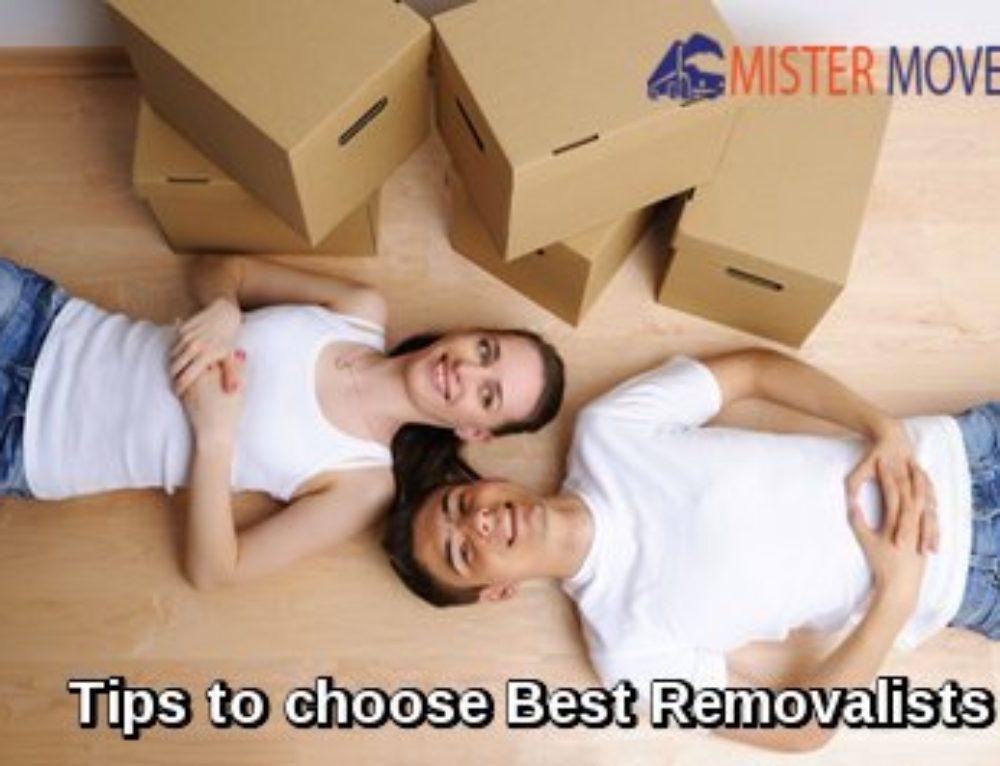 Tips choosing best removalist in Melbourne