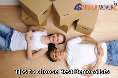 Tips choosing best removalist in Melbourne