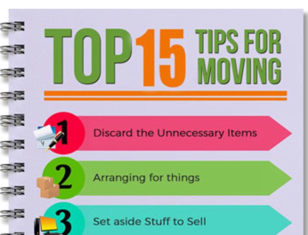 Infographic: Packing Tips for House Moving