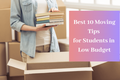 Top 10 Tips for moving students